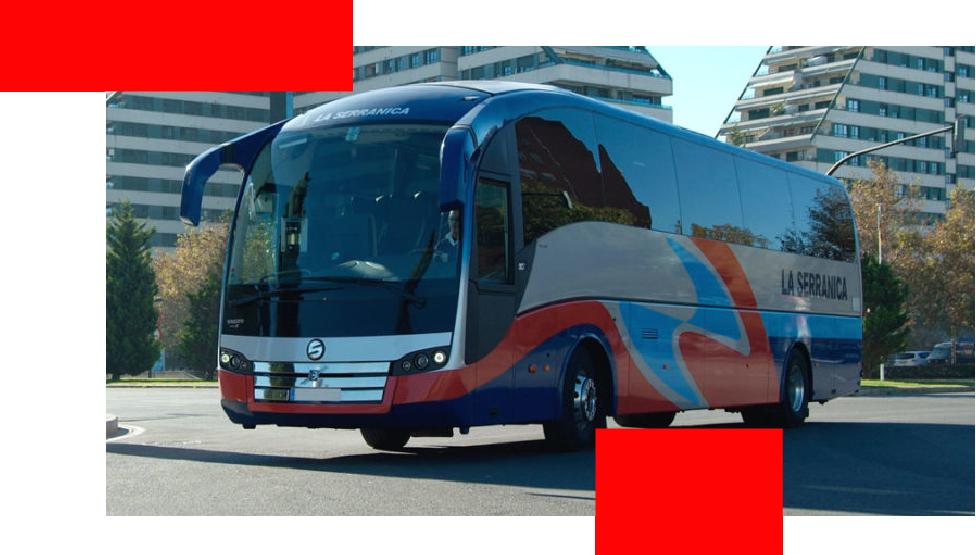 bus serranica